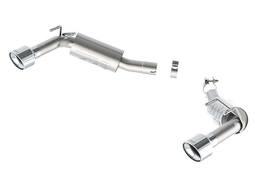 Borla ATAK Axle-Back Camaro SS Exhaust System