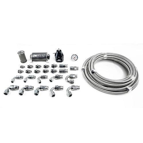 X2 Series Pump Module -10AN PTFE Plumbing Kit for 2011-19 Ford Mustang