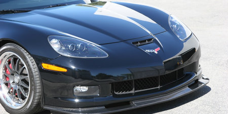 2005-2013 Corvette C6 ZO6/Grand Sport/ZR-1 ONLY APR Front Airdam
