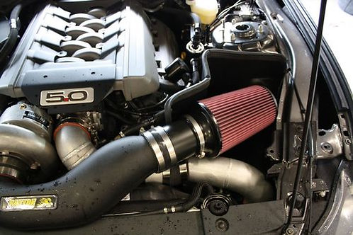 JLT 2015-19 Mustang GT (SUPERCHARGED)  Cold Air Intake