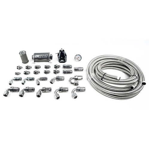 X2 Series Pump Module -10AN CPE Plumbing Kit for 2011-19 Ford Mustang