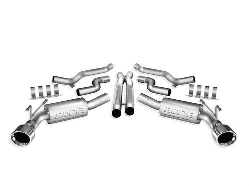 Borla ATAK Cat-Back Camaro SS Exhaust System