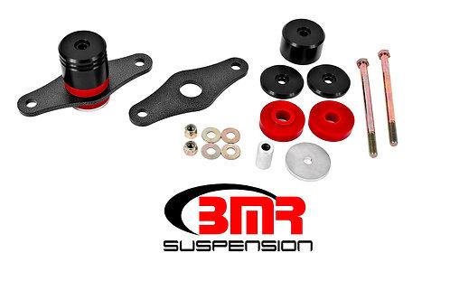 Motor mount kit, polyurethane bushings
