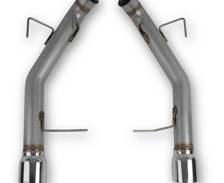 2011-14 MUSTANG GT Hooker BlackHeart Axle-Back Exhaust Kit