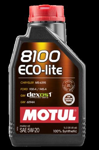 Motul 8100 Eco-Lite 5W-20