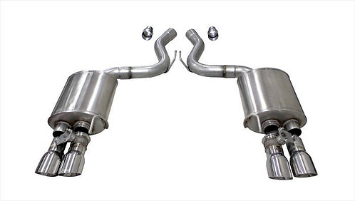 CORSA XTREME MUSTANG 5.0L AXLE BACK EXHAUST