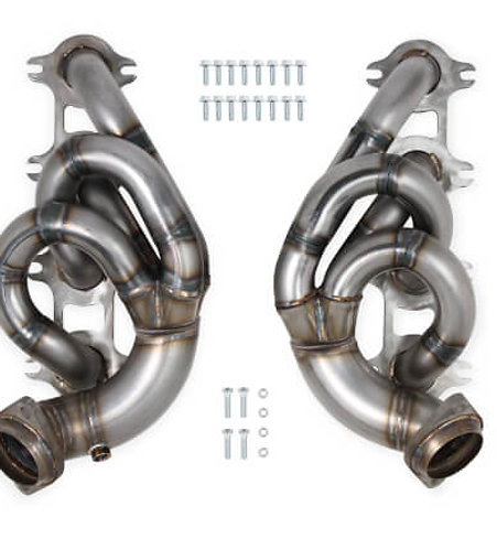 2005-09 Mustang GT Hooker BlackHeart Shorty Headers