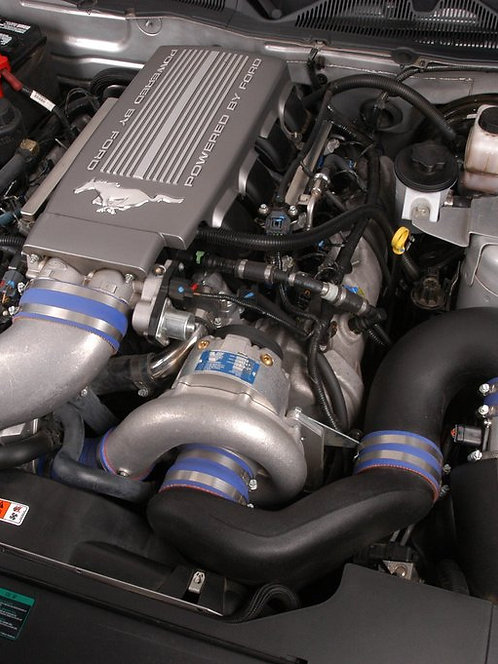 Vortech 2010 Ford 4.6 3V Mustang GT Supercharger Systems