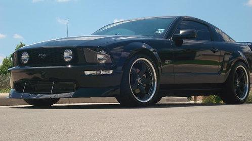 2005-2009 Mustang W/ CDC Aggressive Chin APR Wind Splitter