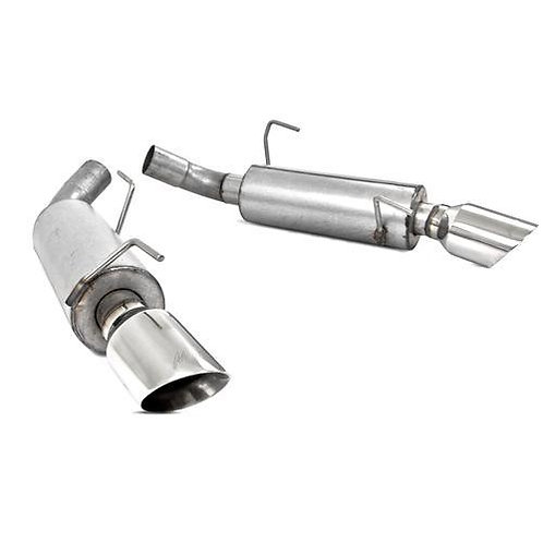 MBRP 2005-10 Mustang 5.0L Axle-Back Exhaust System