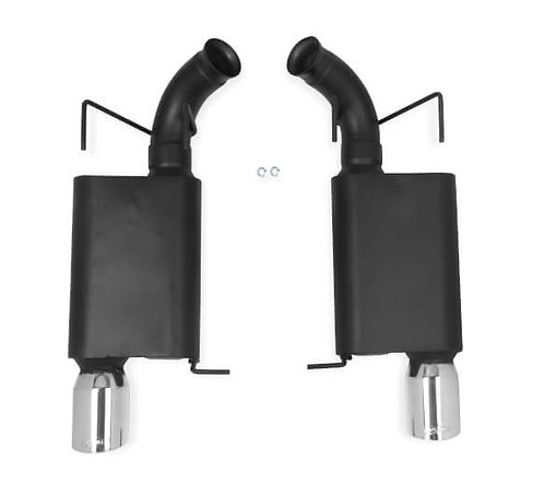 2013-14 Mustang GT Flowtech Axle-Back Exhaust System