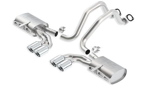 Borla ATAK Axle-Back Exhaust C5 Covette