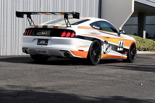 "APR GT-250 Mustang 2015-2017 71"" Wing, Carbon Fiber Wing"