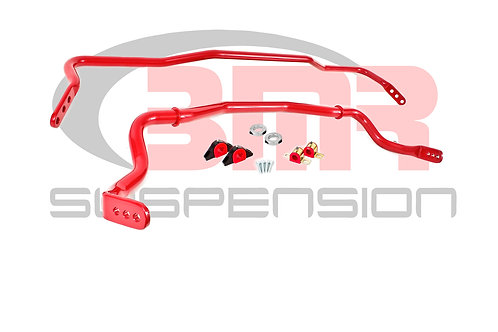 BMR Mustang Front & Rear Sway Bars