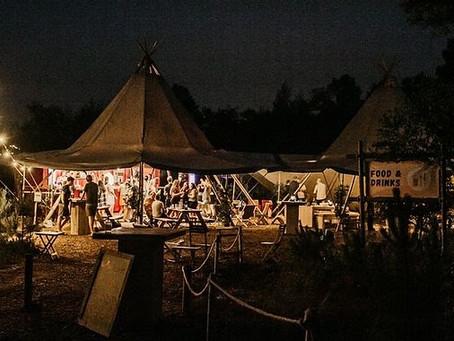 Laat je verrassen door de culinaire hoogstandjes van Glamp Outdoor Camp