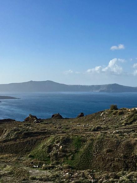 Off Seasons on the Greek Islands