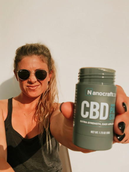 Nanocraft CBD - CBD For Athletes!