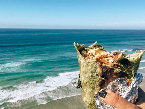San Diego's Best Breakfast Burrito Spots