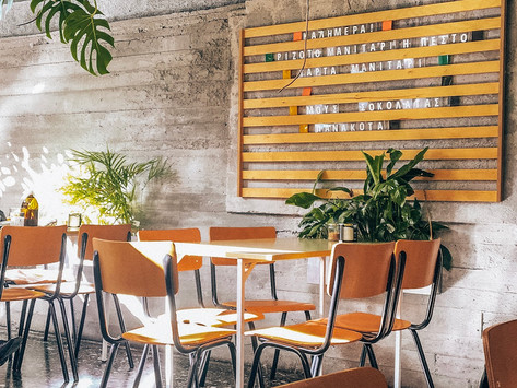 A Bruncher's Guide Around Athens