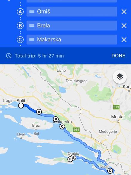 7 Romantic Stops Through Croatia
