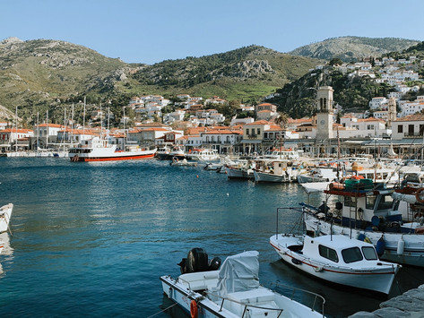 Hydra, the Perfect Motor-less Island Day Trip