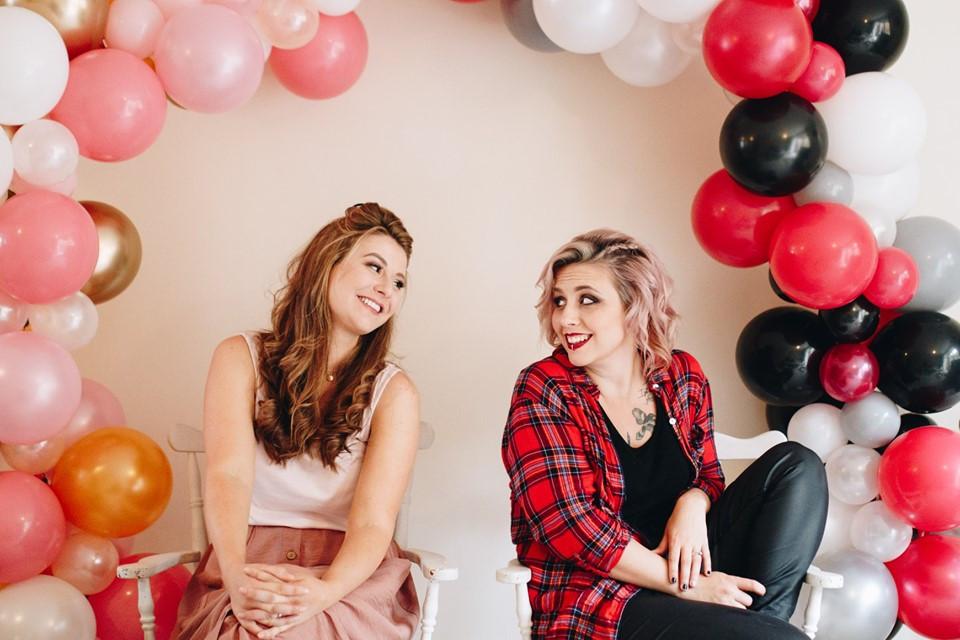 Pretty & Punk Promotional Shoot