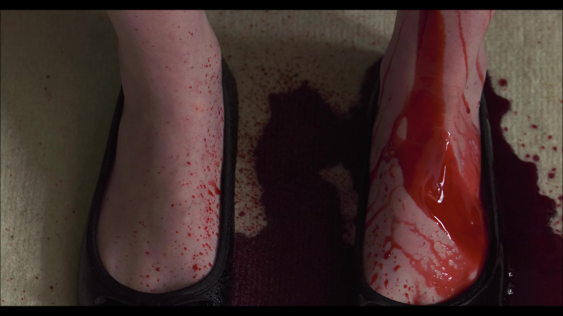 Raw Footage From 'The Pretty Dead'
