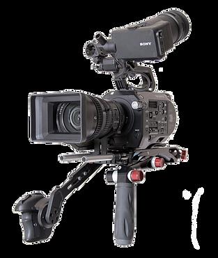 Sony PXW FS7 4K XDCam Professional Video Camera