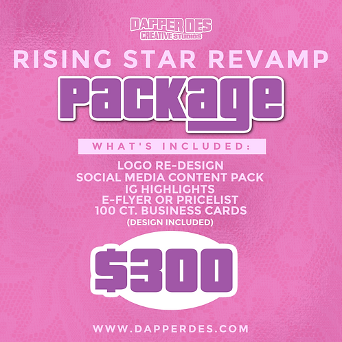 Rising Star Revamp
