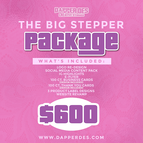 The Big Stepper