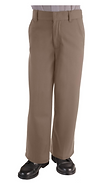 Boys' khaki pants