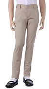 Girl's khaki pants