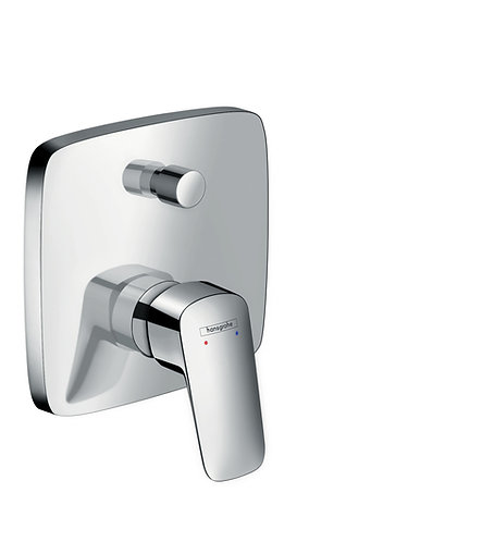 HANSGROHE LOGIS BATH MIXER CONC.CHROME