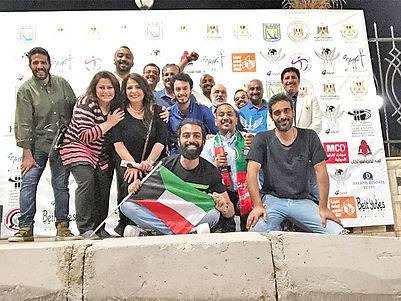 الكويت تحصد جائزتي الإخراج والسينوغرافيا في مهرجان شرم الشيخ للمسرح الشبابي