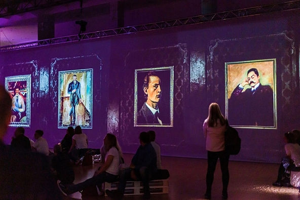 افتتاح المسرح الثقافي للفنون الرقمية في الإمارات