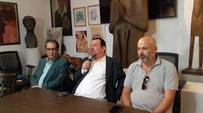 """بالأسماء: إعلان الفائزين بجوائز مهرجان الشباب العربى الثالث للفن التشكيلى """"ضي"""""""