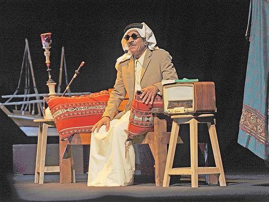 عبدالعزيز الحداد يؤجل عرض مونودراما «فهد العسكر يتذكر»
