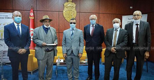 """توزيع جوائز """"الكومار الذهبي"""" في تونس"""