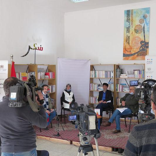"""شعراء يمثلون التنوع الثقافي المغربي يفتحون """"نوافذ شعرية"""" جديدة بدار الشعر بمراكش"""