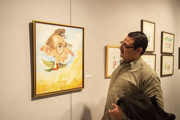 """وزارة الثقافة المصرية تعلن فتح باب المشاركة في احتفالية """"يوم الكاريكاتور المصرى"""""""
