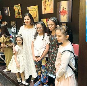 افتتاح معرض «معهد الفنون التشكيلية» الـ19