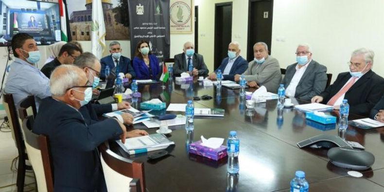 """المجلس الأعلى للإبداع والتميّز في فلسطين ينظم المنتدى الوطني الخامس """"الإبداع والجائحة"""""""