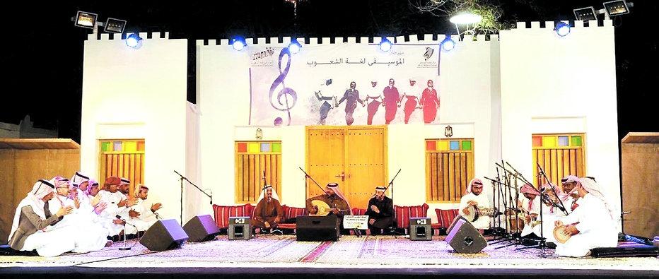 انطلاق مهرجان الموسيقى لغة الشعوب أول سبتمبر
