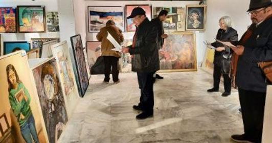 """مؤسسة فاروق حسنى تختار الأعمال الفائزة للمشاركة فى """"مسابقة الفنون 2020"""""""