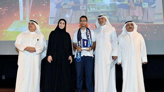 الكويت تتوج عبدالعزيز الخالدي بطلاً لـ «تحدي القراءة»
