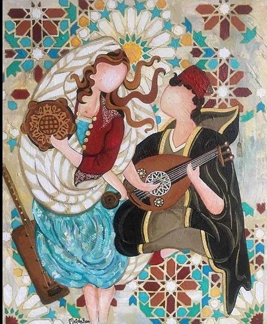 """معرض جماعي بباريس لأربع فنانات جزائريات بعنوان """"الإبداع النسوي"""""""