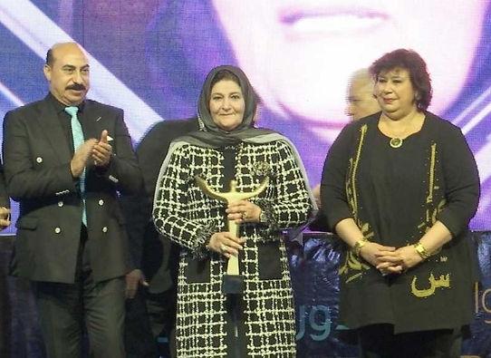 مهرجان دولي في مصر يكرّم الدكتورة فايزة الخرافي بجائزة الريادة