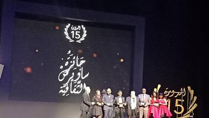 12 فائزا بجائزة ساويرس الثقافية لعام 2019