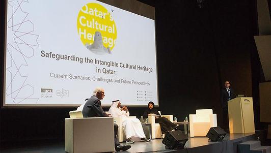 جلسة نقاشية حول حماية التراث الثقافي في قطر