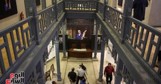 متحف نجيب محفوظ يعود لاستقبال زوارة من جديد